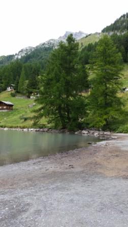 Tour du lac de Derborence 2015