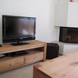 Télé écran plat, plus de 60 chaînes