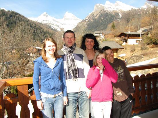 Famille GENILLOUD