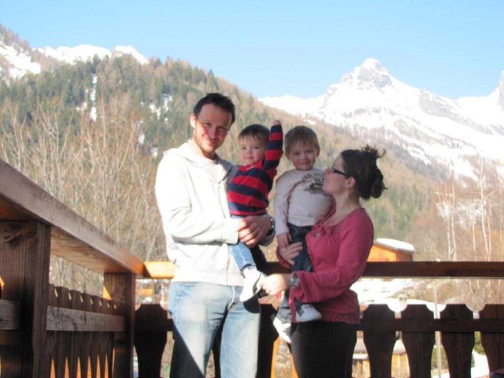 En famille 2012